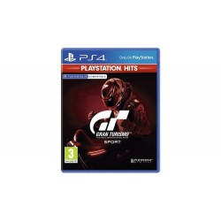 Igra GT Sport HITS za PlayStation 4
