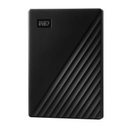 Zunanji trdi disk 2.5 1TB USB 3.0 WD MY Passport, črn, WDBYVG0010BBK
