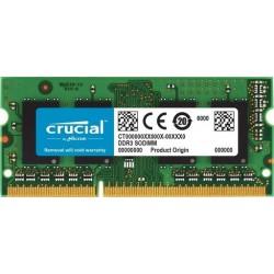 Pomnilnik za prenosnik Crucial 4GB 1333 MHz CT4G3S1339M
