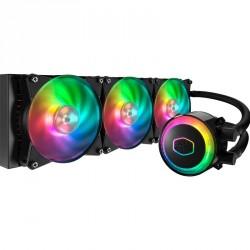 Vodno hlajenje za procesor Cooler Master MasterLiquid ML360R RGB LED