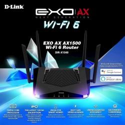 Brezžični AC router Dlink DIR-X1560 WiFi 6