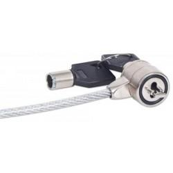 Varnostna ključavnica MANHATTAN, dolžina 1,4 m, premer 3 mm