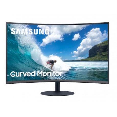 Monitor Samsung C24T550FDUXEN, ukrivljen