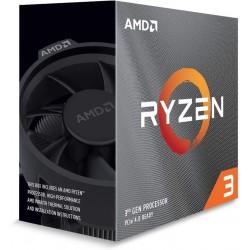 Procesor AMD Ryzen 3 3100, Wraith Stealth hladilnik