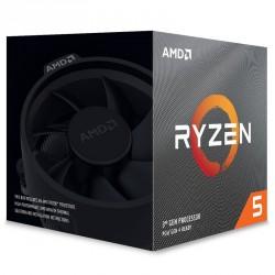 Procesor AMD Ryzen 5 3600XT, Wraith Spire hladilnik