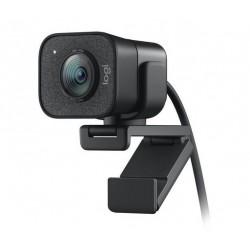 Spletna kamera Logitech StreamCam, grafitna barva, USB-C