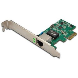 Mrežna kartica PCIe 10/100/1000, Digitus DN-10130