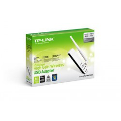 Brezžični (wireless) adapter USB, TP-Link TL-WN722N, N150