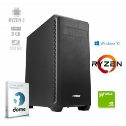 Osebni računalnik ANNI HOME Advanced / Ryzen 5 2600 / SSD / W10