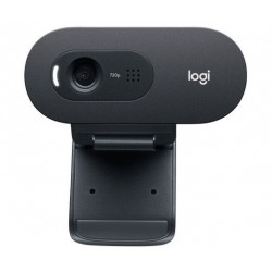 Spletna kamera Logitech C505, HD, črna