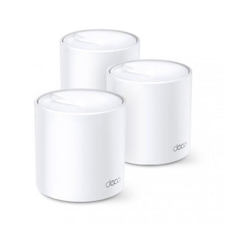 Dostopna točka (access point) TP-LINK Deco X20 AX1800 Wi-Fi6 Mesh 3-pack