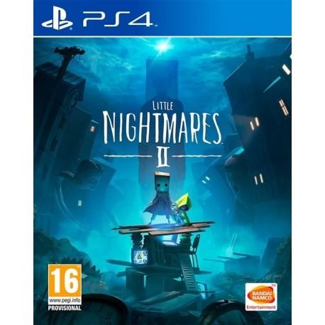 Igra Little Nightmares II (PS4)