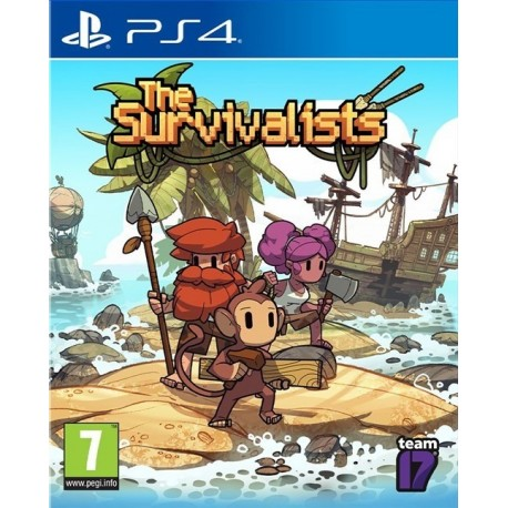 Igra The Survivalists (PS4)