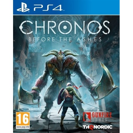 Igra Chronos: Before the Ashes (PS4)