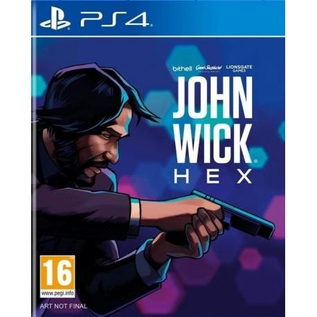 Igra John Wick Hex (PS4)