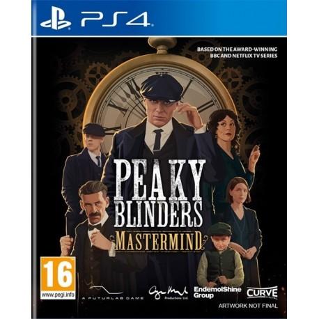 Igra Peaky Blinders: Mastermind (PS4)