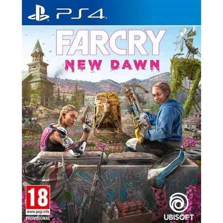 Igra Far Cry New Dawn (PS4)