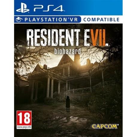 Igra Resident Evil 7 biohazard (PS4)