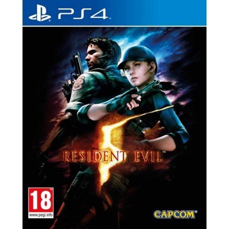 Igra Resident Evil 5 (PS4)