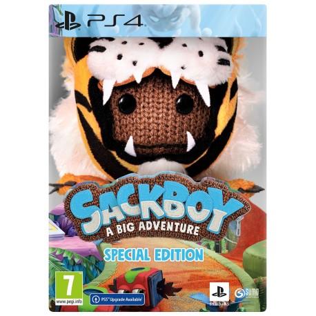 Igra Sackboy: A Big Adventure - Special Edition (PS4)