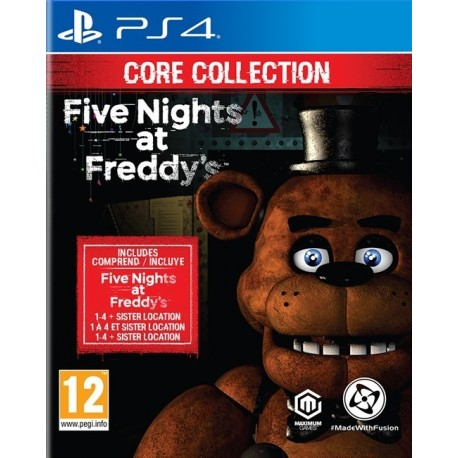 Igra Five Nights at Freddys: Core Collection (PS4)