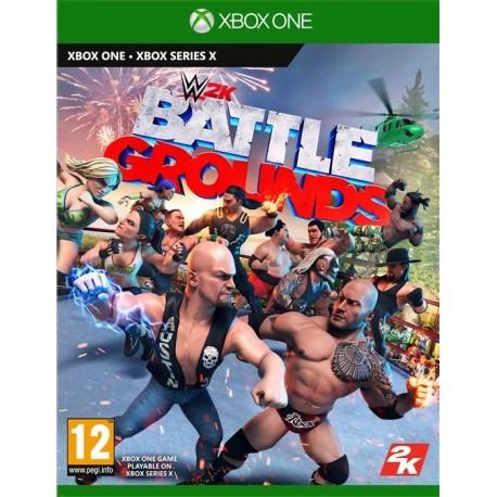 Igra WWE 2K Battlegrounds (Xbox One & Xbox Series X)
