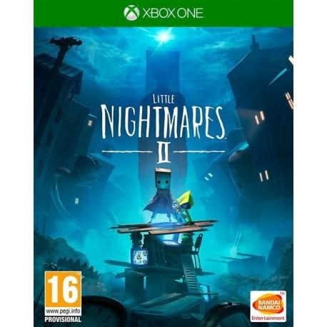 Igra Little Nightmares II (Xbox One)