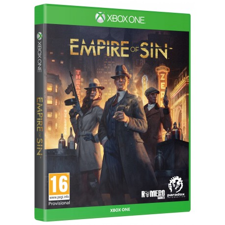 Igra Empire of Sin - Day One Edition (XboxOne)