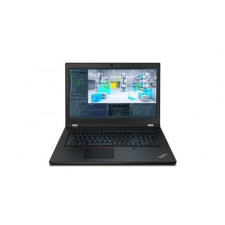 Prenosnik Lenovo ThinkPad P17 i7-10750H 16/512 FHD W10P T2000, 20SN002KSC
