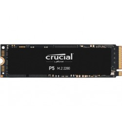 SSD disk 2TB NVMe CRUCIAL P5, CT2000P5SSD8