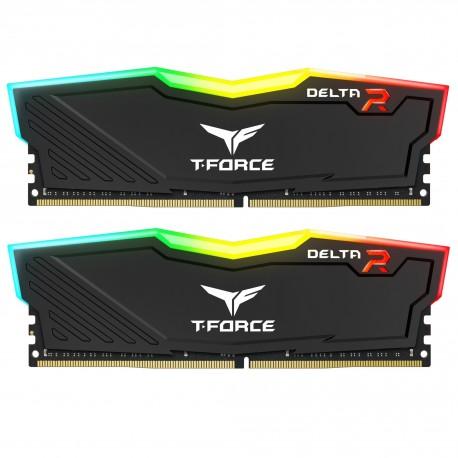 Pomnilnik DDR4 64GB (2x32GB) Teamgroup Delta, TF3D464G3000HC16CDC01