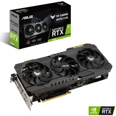 Grafična kartica ASUS TUF Gaming GeForce RTX 3080 OC 10GB