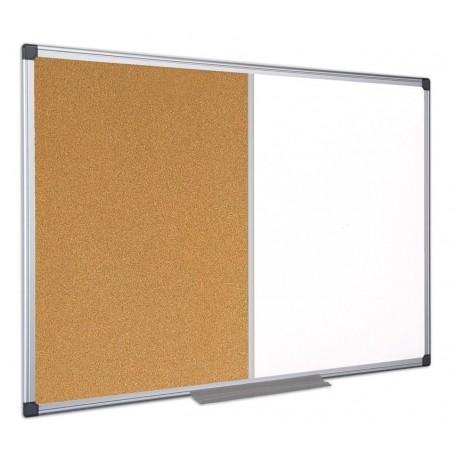 Tabla Bi-Office kombi pluta-magnet 120 x 240 cm