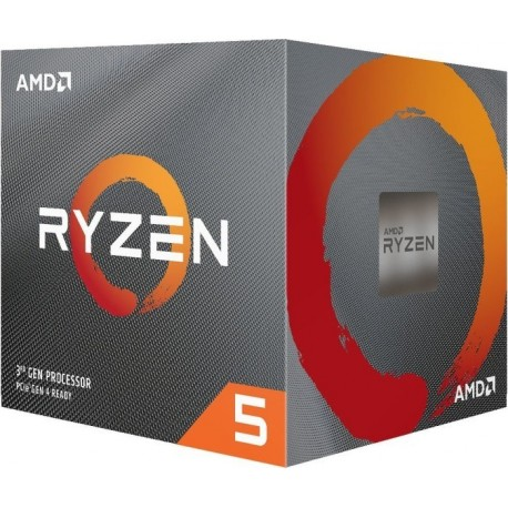 AMD Ryzen 5 3500X procesor z Wraith Stealth hladilnikom