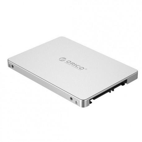 Adapter SSD, M.2/mSATA v 2.5 SATA, 7mm, ORICO MS2TS