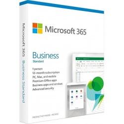 Microsoft 365 Business Standard, letna naročnina, slovenski jezik