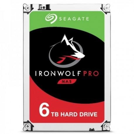 Trdi disk Seagate NAS 6TB 7200 256MB SATA3 IronWolf PRO