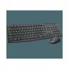 Tipkovnica in miška brezžična Logitech MK235- DEMO