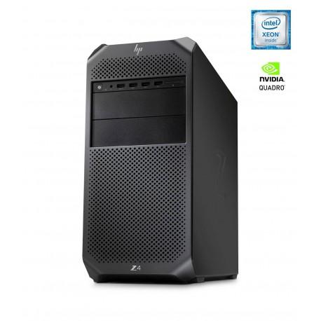 Računalnik HP Z4 G4 Xeon W-2123, 64GB, SSD 1TB, HDD 4TB, QP1000