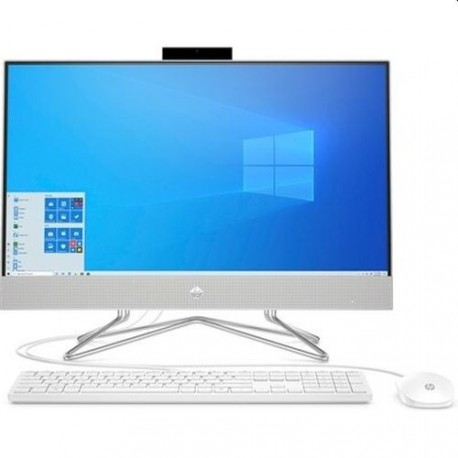 Računalnik HP AIO 24-dp0127ny i5-10400T, 8GB, SSD 512GB, W10, 301D4EA
