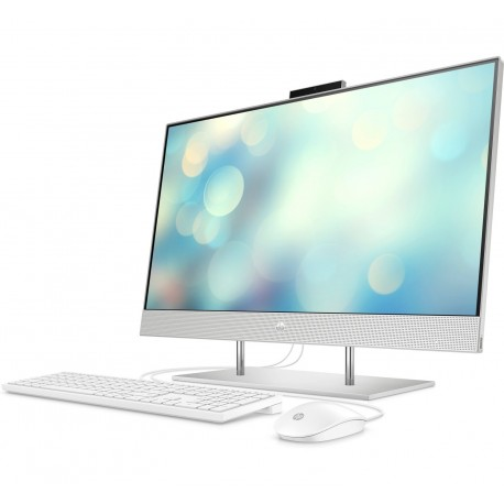 Računalnik HP AIO 27-dp0069ny i5-1035G1, 8GB, SSD 512GB, W10, 21W83EA