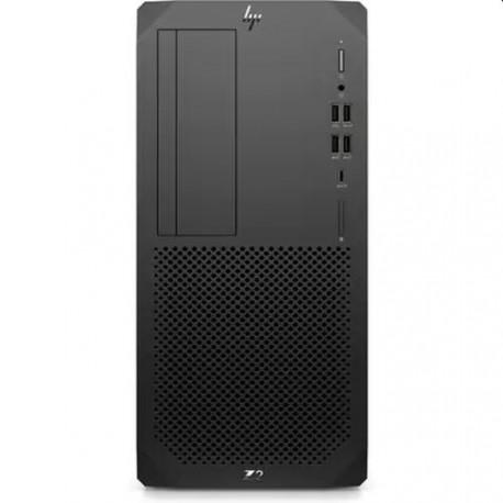 Računalnik HP Z2 G5 TWR i7-10700, 16GB, SSD 512GB, W10P, 259J9EA