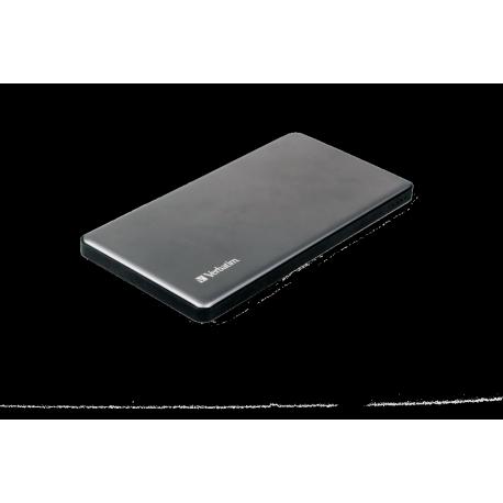 Prenosna baterija Verbatim Power bank 5000mAh Silver Metal 49575