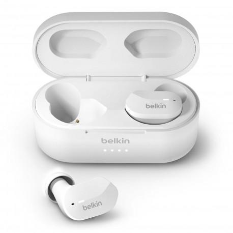 Slušalke Belkin SOUNDFORM brezžične, bele