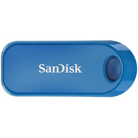 USB ključek 32GB SanDisk CRUZER SNAP, moder