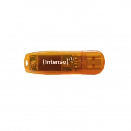 USB ključek 64GB Intenso Rainbow Line, 3502490
