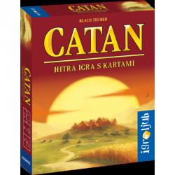 Catan - hitra igra s kartami