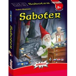 Družabna igra Saboter