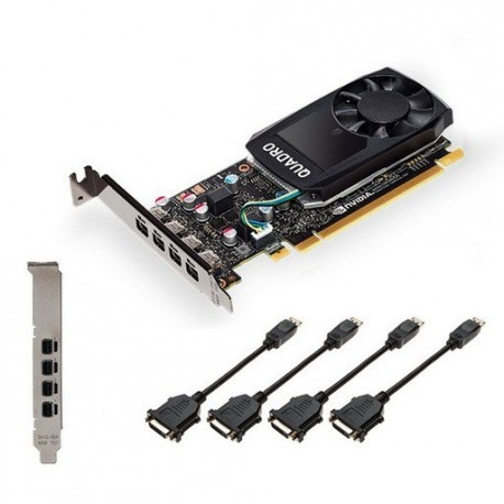 Grafična kartica Quadro P620 DVI V2 PNY, bulk