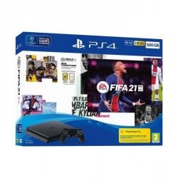 Igralna konzola Playstation PS4 500GB set + FIFA 21